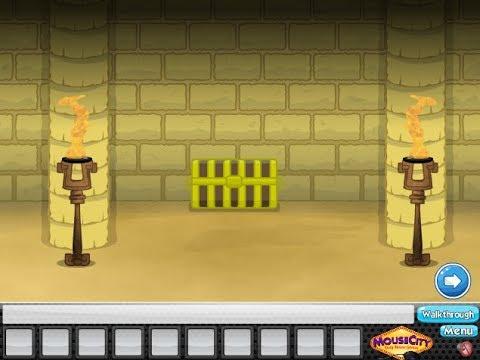 Ancient Secret Escape Walkthrough [MouseCity]