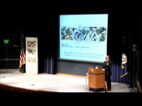 Ethics 2012 | Charles Dunlap: Legal and Ethical Constraints in Modern Warfare