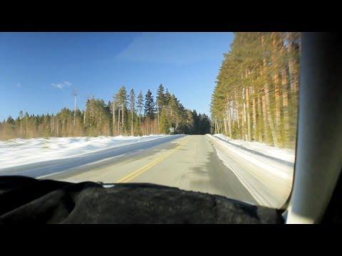 Road trip - Finland, Maikkula - Muhos