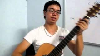 Hướng dẫn tự tập guitar đệm hát cơ bản bài 4_2