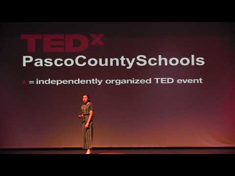 Self-Harm: Harming Yourself on Purpose   Sienna Silvest   TEDxPascoCountySchools