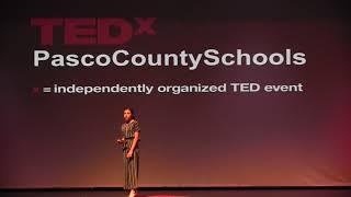 Self-Harm: Harming Yourself on Purpose | Sienna Silvest | TEDxPascoCountySchools