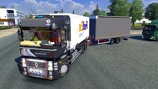 Renault Tandem ETS2 (Euro Truck Simulator 2)