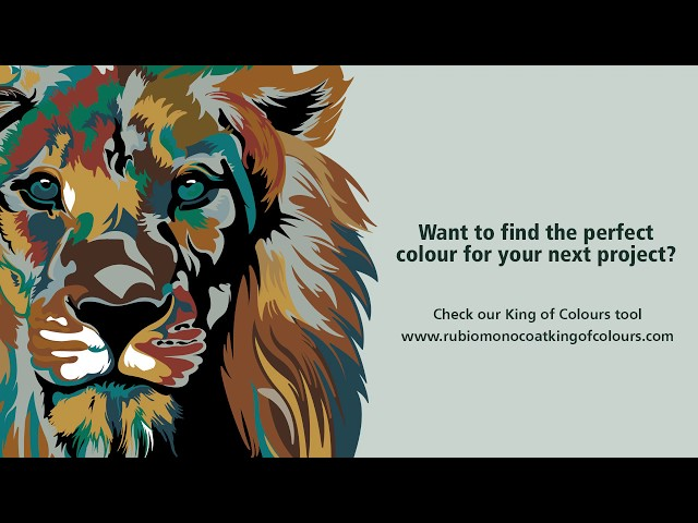 Try the Rubio Monocoat King of Colours tool