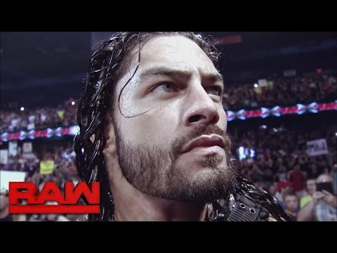 Roman Reigns is ready for payback against...