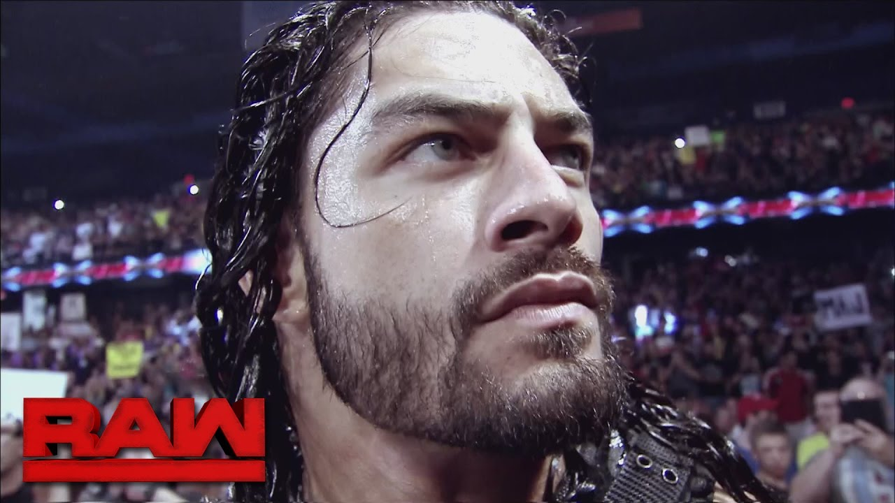 Roman Reigns is ready for payback against Braun Strowman: Raw, April 24, 2017
