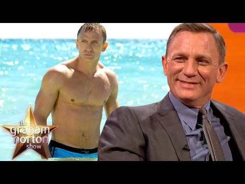 Daniel Craig Sold His James Bond Swimming Trunks For A Fortune | The Graham Norton Show