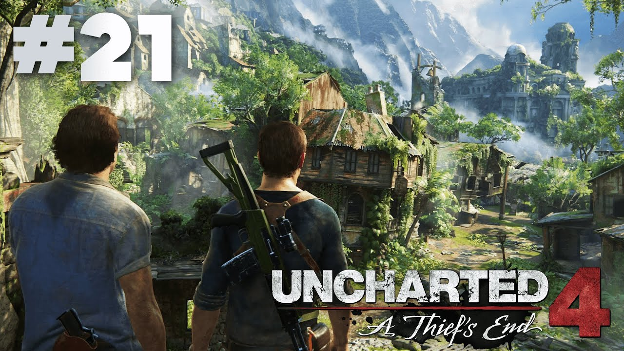 Uncharted 4 FR