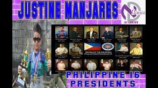 16 Philippine Presidents Justine Manjares Kids Award   N Dance Academy N Production
