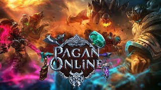 Pagan Online - попытка покуситься на лавры Diablo