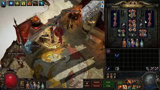 Path of exile: Билд тектонический удар, 4++ MLN DPS (Tectonic Slam build)