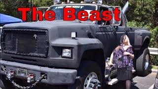 1991 Ford Truck F800 The Beast truck
