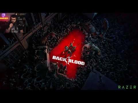 AHORA TÁCTICO - Back 4 Blood Open Beta (en GAMEPASS de lanzamiento)