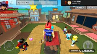 ROBLOX-MMX Getting My First Godly