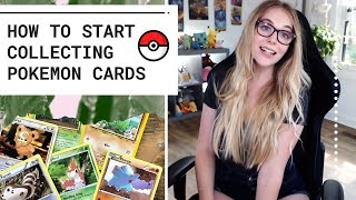 How to start collecting Pokemon Cards from scratch! *2019*