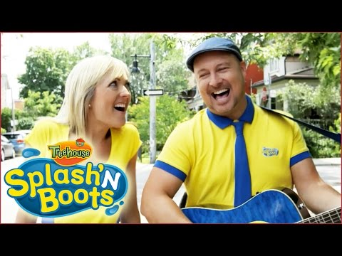 Splash'N Boots | Happy Dance