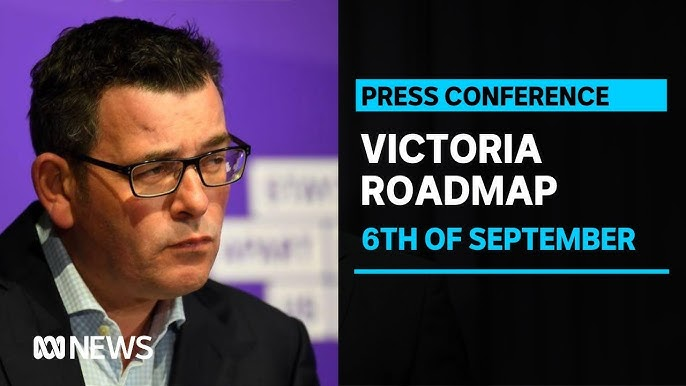 Victorian Premier Daniel Andrews Unveils A Roadmap To Reopening The State Abc News Youtube