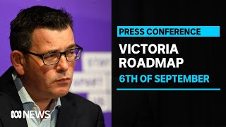 Victorian Premier Daniel Andrews unveils a roadmap to reopening the state | ABC News