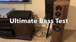 Wharfedale EVO 4.4 : Ultimate Bass Test : 🌟🌟🌟🌟🌟