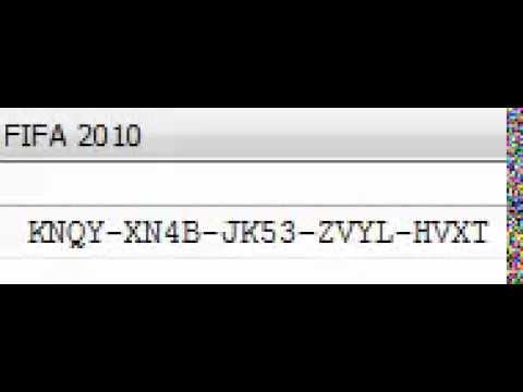 fifa 2008 keygen serial key
