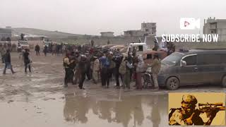 FSA forces in Jarablus ready to support Turkey's military operation in Syria