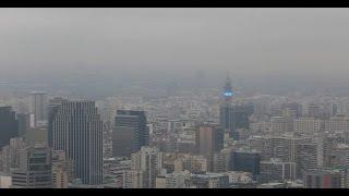 Lluvias en Santiago se transformaron en leves chubascos - CHV NOTICIAS
