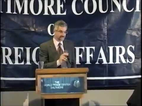 BCFA - Mr. DANIEL PIPES- Director, Middle East Forum