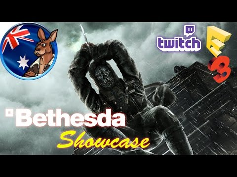 E3 coverage 2016: Bethesda Showcase Stream in Review (Twitch)