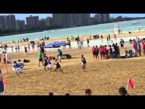 Beach Soccer Suburban Heat Game #1 (2010)