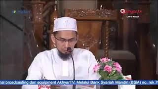 Download Hukum Pajak/Cukai dan Bekerja di Pajak/Cukai oleh Ust. Adi Hidayat Mp3 and Videos