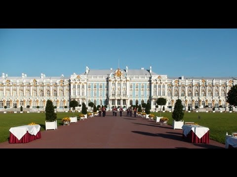Imperial Reception at Catherine Palace