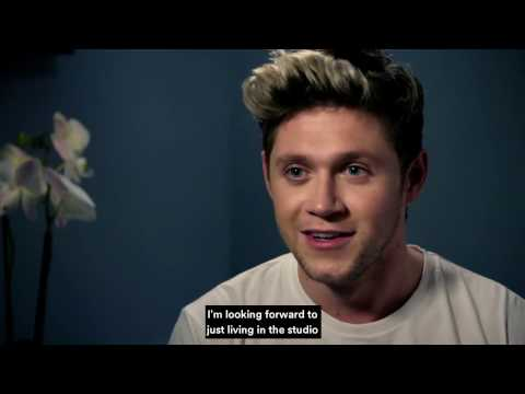 Niall Horan Spotify Interview 2016