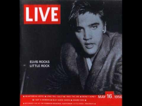 Elvis Rocks Little Rock
