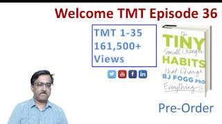 TMT 36 يوم المعلم تحية BJ فوغ & امتنانه العادة