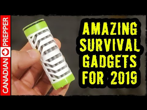 Great New Survival Gear for 2019