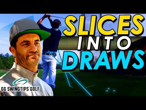 Turn Slices Into Draws – Golf Swing Path Fix