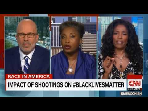CNN Sociology prof BLM take down NATIVE