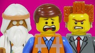 LEGO Movie Trailer Parody | BRICK 101 #brickverse Ep 0