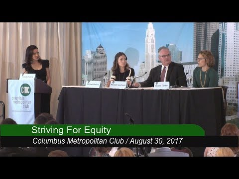 Columbus Metropolitan Club: Striving for Equity