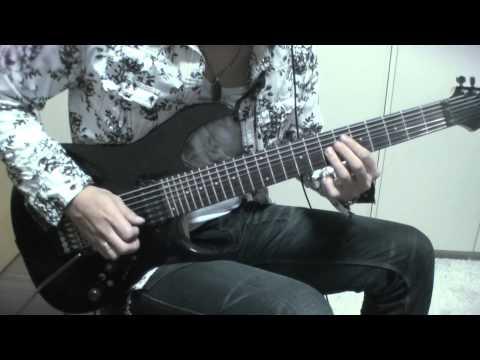 Enigma Machine -Dream Theater- Guitar Cover By Muneyuki
