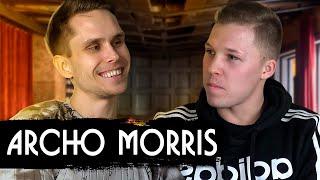 Интервью с Archo Morris / Как Арчо Моррис стал фитнес блогером ?