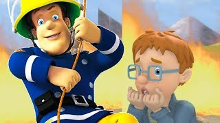 Fireman Sam New Episodes | Space Rocket disaster | Fighting Fire Compilation  🚒 🔥 Kids Movies