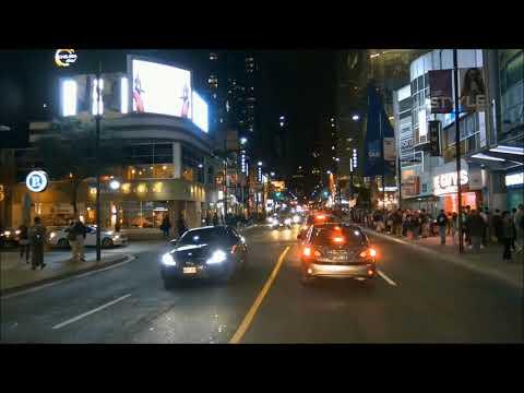 Drive in Toronto