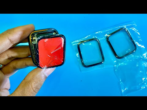 Apple Watch series 5 touch glass replacement​ 4K