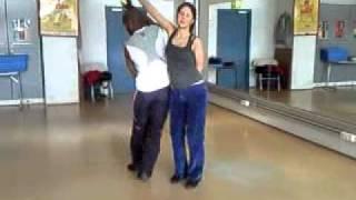 Carlos & Linda Salsa tanssitunnilla.3gp