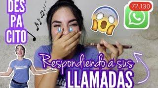 REACCIONANDO A DESPACITO Y A SUS LLAMADAS (EPICO) / Kimberly Loaiza