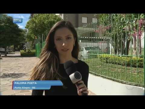Idosa é arrastada por bandidos durante assalto em Porto Alegre