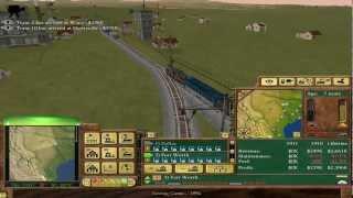 Railroad Tycoon 3 14 - Texas Tea 4/4