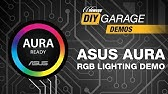 How to Install Asus Aura RGB Software for RGB Motherboards! - YouTube