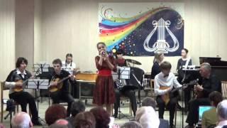 Немцова Алина - Какая песня без баяна
